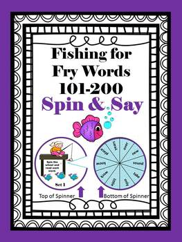 Fishing for Fry Words 101-200