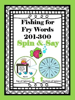 Fishing for Fry Words 201-300