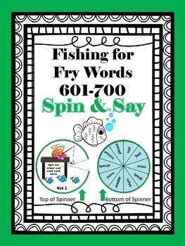 Fishing for Fry Words 601-700