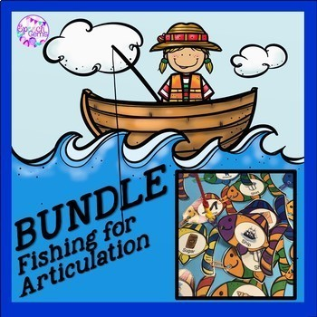 Fishing for Good Articulation Bundle