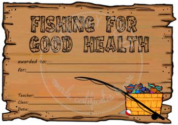 Fishing for Good Health
