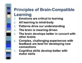 Fishing for  Inquiry: Brain Compatible Learning