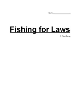 Fishing for Laws