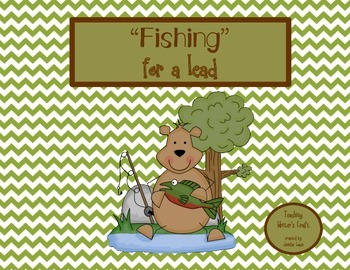 Fishing for Leads: Teaching Leads to Elementary Writers