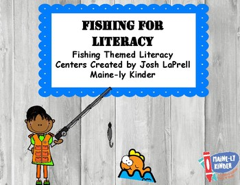Fishing for Literacy Centers