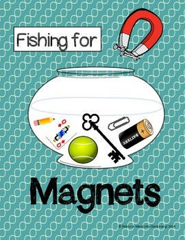 """""""Fishing"""" for Magnets Experiment"""