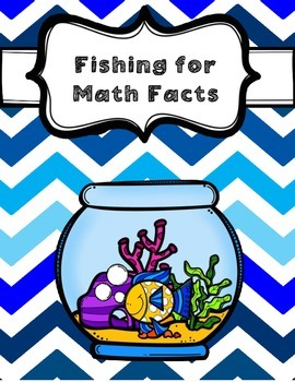 Fishing for Math Facts: Addition Fact Fluency