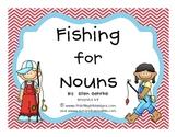 Nouns, Nouns, Nouns!  Common & Proper, Person, Place, & Thing Sort