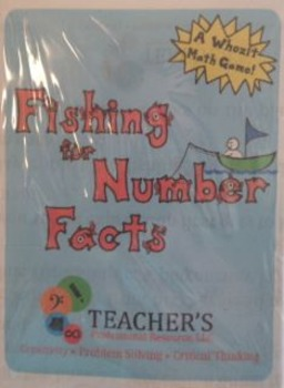 Fishing for Number Facts