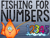 Fishing for Numbers - Math Center
