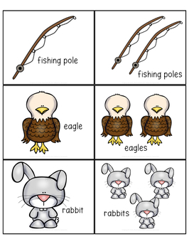 Fishing for Plurals