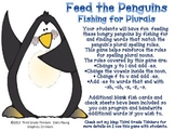 Fishing for Plurals: Penguin Practice Game
