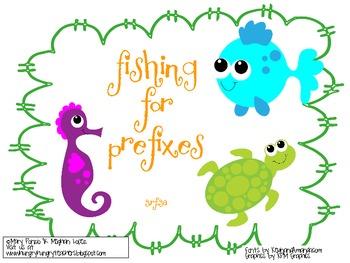 Fishing for Prefixes