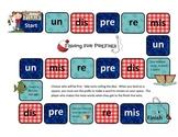 Fishing for Prefixes Game