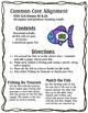 Rhyming Fishing Game