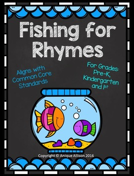 Fishing for Rhymes