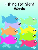 Fishing for Sight Words Basic 100