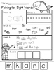 Fishing for Sight Words Bundle