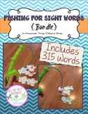 Fishing for Sight Words {Bundle Edition}
