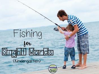 Fishing for Sight Words (Kindergarten)