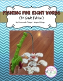Fishing for Sight Words {Third Grade Edition}