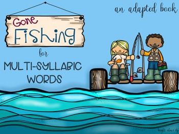 Fishing for Speech Adapted Books Bundle
