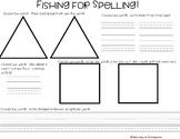 Fishing for Spelling| Spelling Pratice| Literacy Center