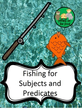 Fishing for Subjects and Predicates