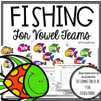 Vowel Team Activity