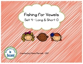 Fishing for Vowels Set 4 - Long & Short O