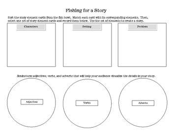 Fishing for a Story