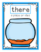 Fishing for the Right Word: Homophones there, their, they're