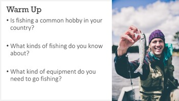 Fishing lvl 7 (Distance Learning)