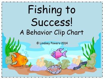 Fishing to Success – A Behavior Clip Chart