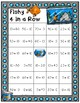 Fishy 4 In a Row Adding and Subtracting 10 Game