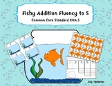 Fishy Addition Fluency to 5