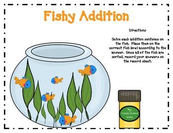 Fishy Addition Sort