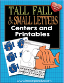 Handwriting-Tall Fall and Small Letters