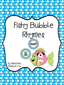 Fishy Bubble Rhymes