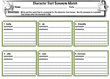 Vocabulary Acquisition and Synonym Games Using the Common Core