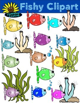 Fishy Clipart
