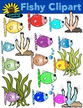 Fishy Clipart