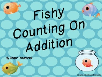 Fishy Counting On Addition