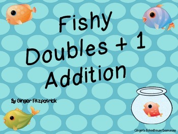 Fishy Doubles + 1 Addition