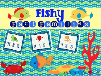 Fishy Fact Families