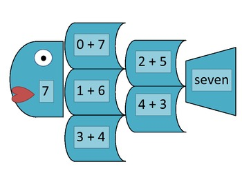 Fishy Facts Math Puzzle