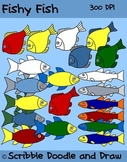 Fishy Fish clip art