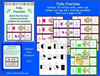 Fishy Fractions (1.G.3)