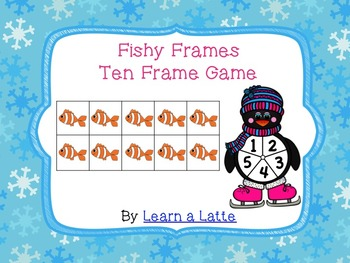 Fishy Frames - Penguin Ten Frame Game