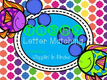 Fishy Letter Matching